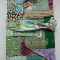 2 Patchwork Journals for John A