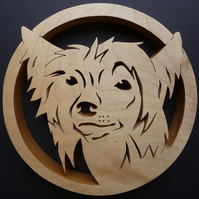 Chinese Crested Trivet