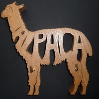 Alpaca Key holder
