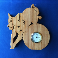 Shaped Agility clock