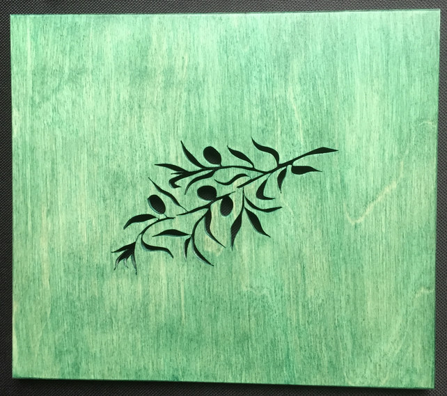 Olive Branch Placemats
