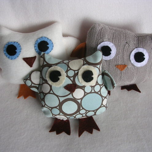 cuddly owls