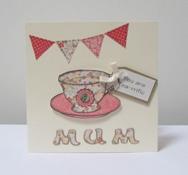 Mum - You're Tea-rrific Card