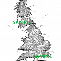The Great British Tree Map