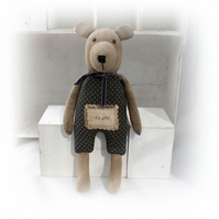 Primitive Linen Teddy