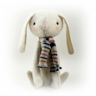 White Wool Rabbit