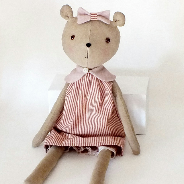 Dressed Cloth Bear