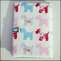 SALE: A4 Business Organiser or Student Art Case - terrier