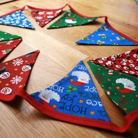 *RESERVED* Christmas Bunting