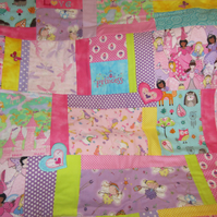 Little girls quilt