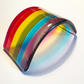 Fused Glass Rainbow