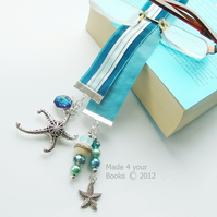 Sea of Tranquility ribbon bookmark