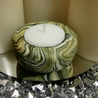 Fimo Clay Candle holder