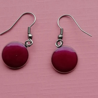 Earrings with hook