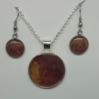 Marble clay Jewellery Gift Sets