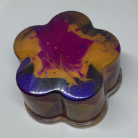 Abstract trinket jewellery box