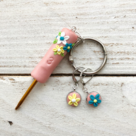 3mm keyring crochet hook set