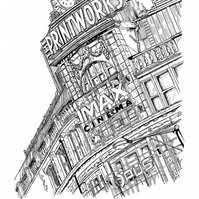The Printworks, Manchester - Limited Edition Art Print