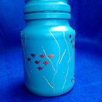 Decorated Storage Jar