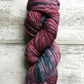 Dahlia Hand Dyed Merino Yarn : Made to order on your choice of base