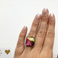 Summer square ring