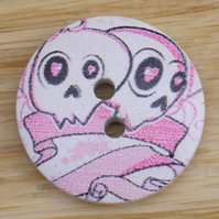 Ghostly love buttons