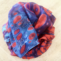 Colour Rush limited edition scarf and sarong