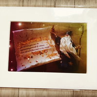 Magical Affirmation Mounted Photo