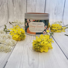Orange Blossom Soy Candle- Vegan Friendly gift