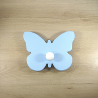 Butterfly Coat Hook - pick your colours