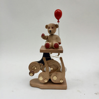 Teddy Bear automaton