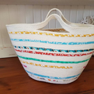 Cotton rope tote bag, Market bag, Eco friendly