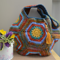 Gorgeous Sunflower Bag