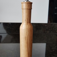 Oak bottle opener