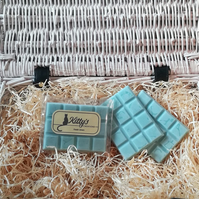 Fresh Linen snap bar cubes