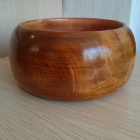 Bowl (96) Handmade Wooden