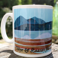 Skye & Raasay from Applecross Mug