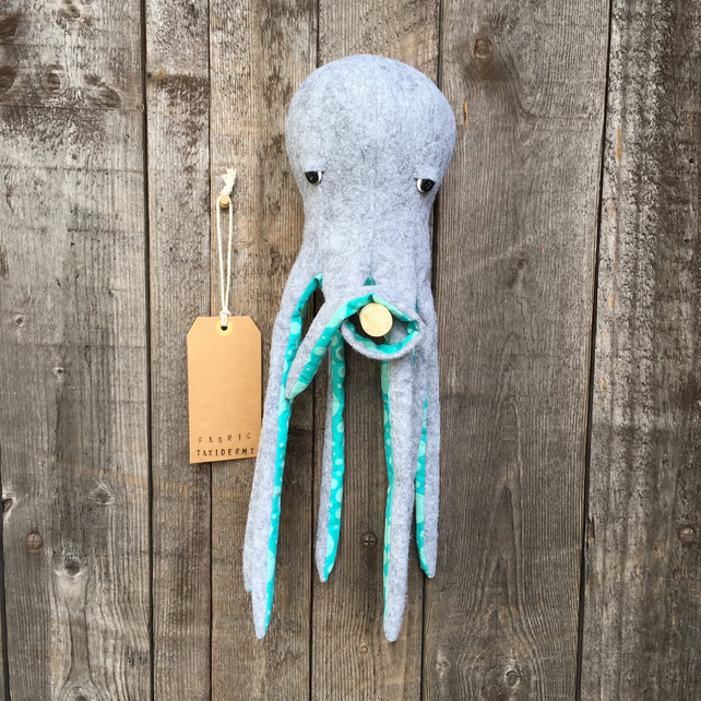 Wall mounted Octopus