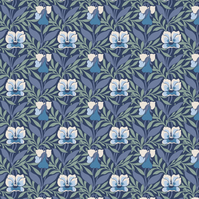 Liberty Fabric Hesketh House Collection - Harriets Pansy