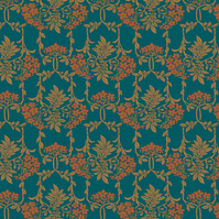 Liberty Fabric Hesketh House Collection - Nouveau Mayflower