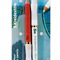 Prym Chalk Fabric Pencil With Brush