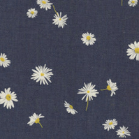 Daisy Printed Denim