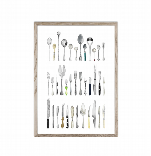 The Cutlery Draw is the perfect piece for a kitchen or dining room