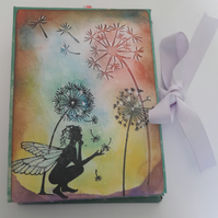 fairy notebook - photo book.