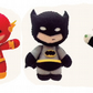 Marvel -DC Super Hero Plushies