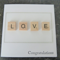 love card congratulations