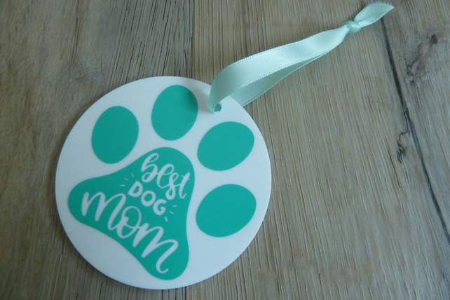 best dog mum hanger