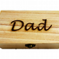 Dad design Decorated Wooden Box