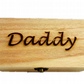 Daddy design Decorated Wooden Box