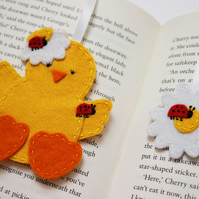 Duck bookmark